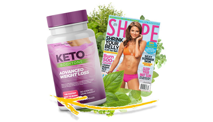 KETO BodyTone for weight loss: Burn Fat in Trouble Areas